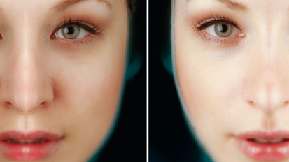 Symmetrical Portrait Photoshop Tutorial