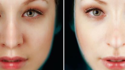 Symmetrical Portrait Photoshop Tutorial